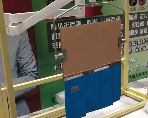 手术室屏风门